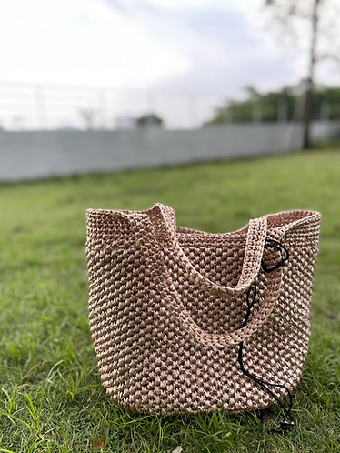 Raffia Tote (made to order)