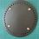 Thumbnail: Genuine Leather Bag Base M size ( Round )