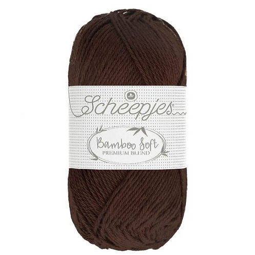Bamboo Soft  50g - 257 Smooth Cocoa