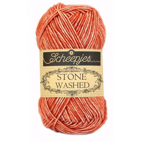 Stone Washed 50g - 816 Coral
