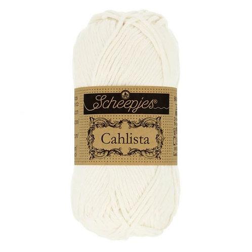 Cahlista 50g - 105 Bridal White