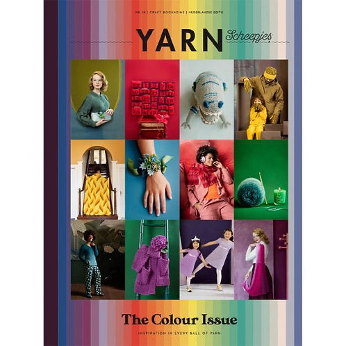Bookazine issue - 10 - The Colour Issue