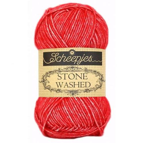 Stone Washed 50g - 823 Carnelian