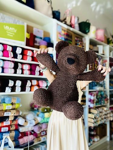 Huggable Bear (kit only)