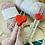 Thumbnail: Addi Heart Needle Stopper - 1 set