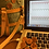 Thumbnail: Coffee leather pin set - Julia - sg