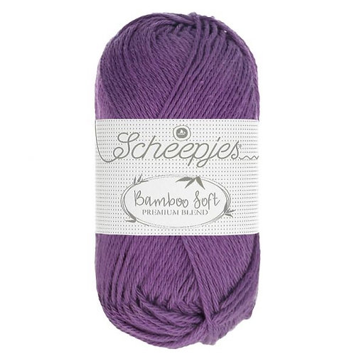 Bamboo Soft  50g - 252 Royal Purple