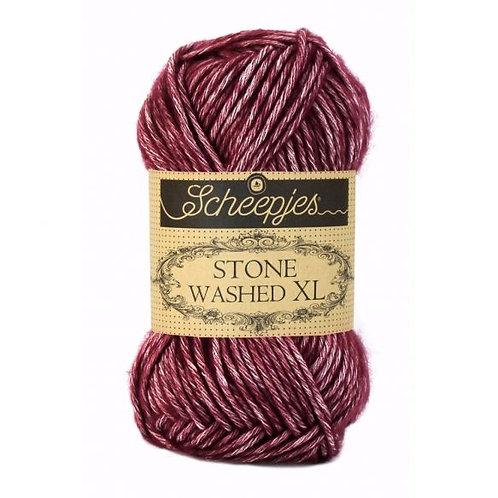 Stone Washed XL - 850 Garnet