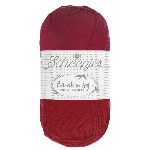 Bamboo Soft  50g - 259 Majestic Red