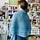 Thumbnail: Crochet lace shawl - half circle