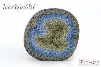 Woolly Whirl - 473 Kiwi Drizzle