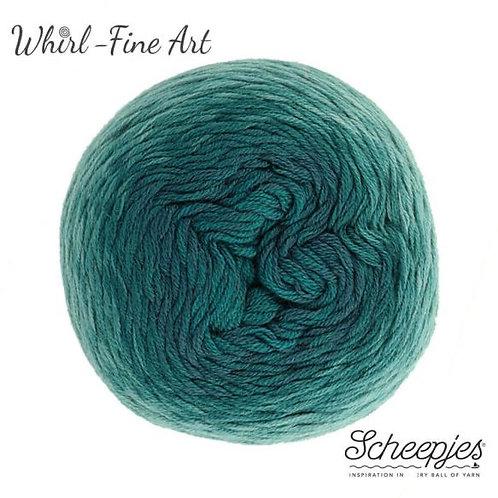 Whirl - Fine Art 661 - rococo
