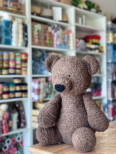 Huggable Softy Teddy - made to order