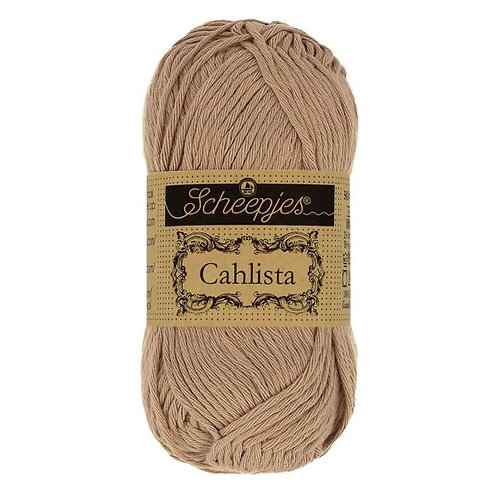 Cahlista 50g - 506 caramel