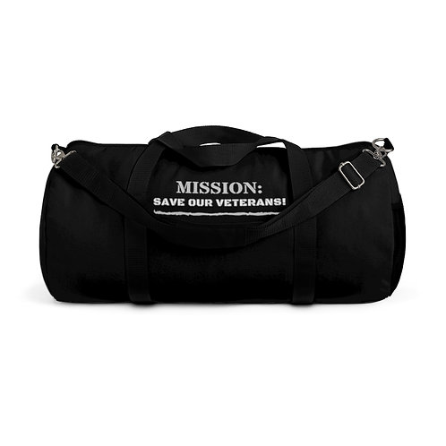Walker Family Events Foundation Duffel Bag