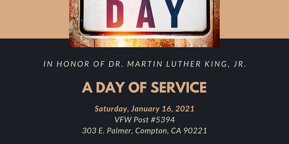 MLK Day: A Day of Service