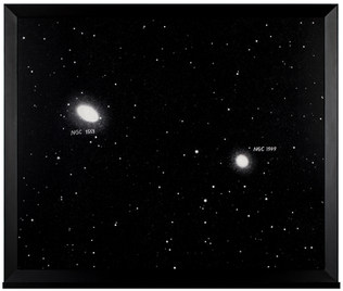 Dust(NGC 1549 and NGC 1533