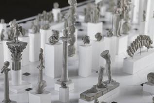 Sculpture Museum(detail)