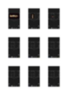 漩涡(Vortex),2015,手机截屏图片 收藏级输出,单幅12.2X6.8c
