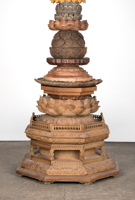 Pagoda 2020 (Detail)