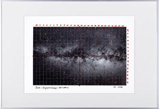 Dust Sketch ( Singapore Galaxy )