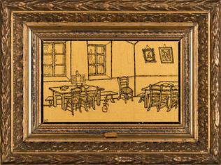 Mini Room - Homage to Van Gogh