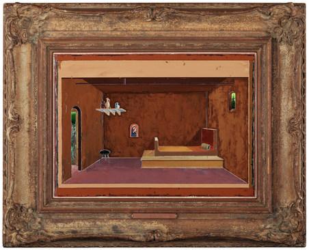 Ancient Bedroom II