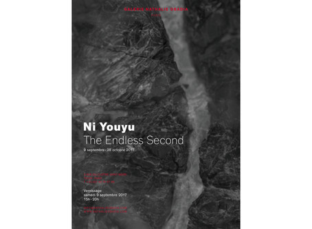 The Endless Second - Galerie Nathalie Obadia 2017