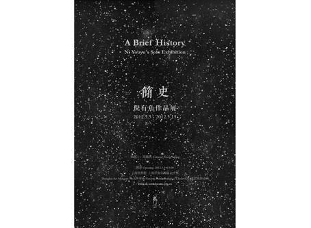 A Brief History - Shanghai Art Museum 2012