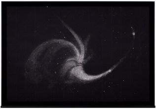Dust ( Whirlpool Nebula )
