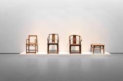 明式榉木椅