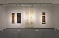 艺术家藏品、作品现场图