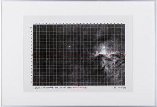 Dust Sketch ( Thomas Ruff:16h 30m-50° )