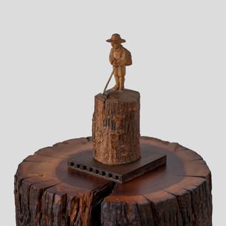 Woodcutter II (detail)