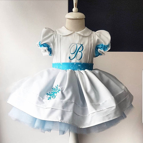 Customized Frozen Dress