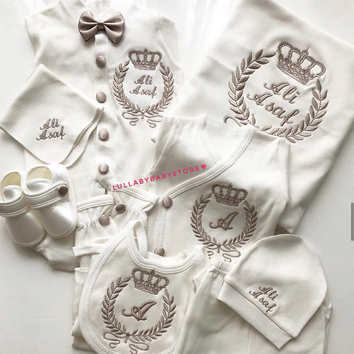 Customized Newborn (0-3 months) Set