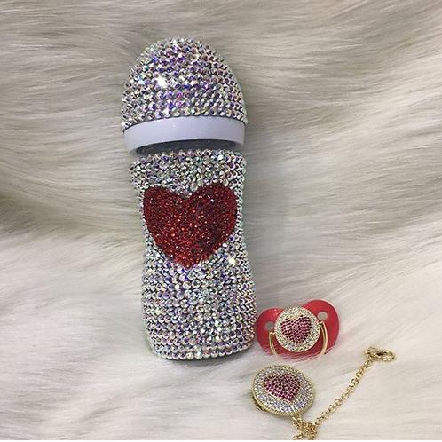 Full Crystal Swarovski Avent Bottle
