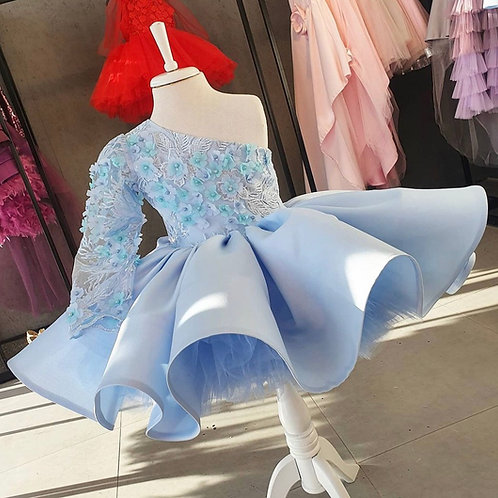 Layla one shoulder dress
