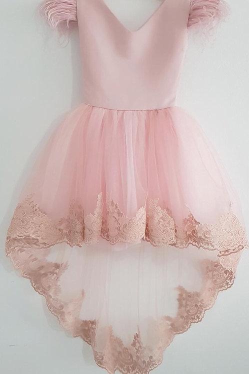 Ella 3 bow dress