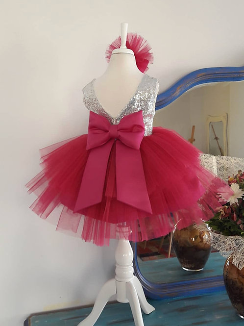 Pink Ballerinas Party Dress