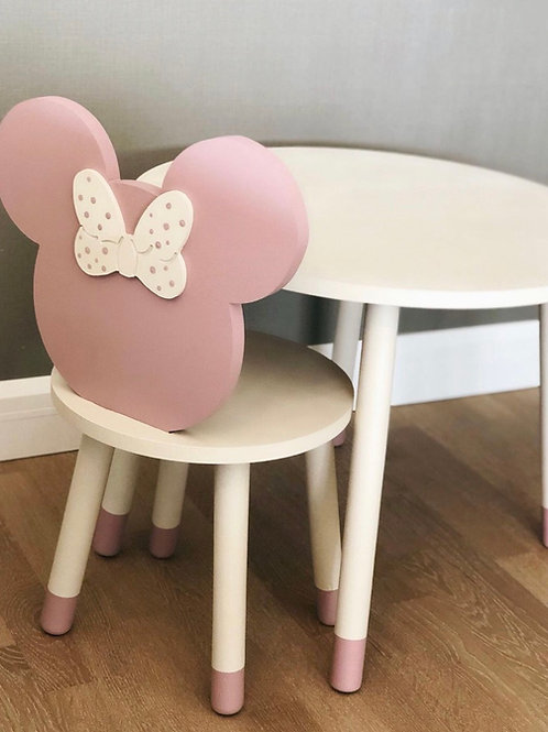 Minnie / Mickey Mouse Customized Play Desk