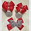 Thumbnail: Swarovski Rhinestone Baby Shoes