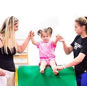 Mommy & Me parent and child gymnastics classes Mahwah NJ