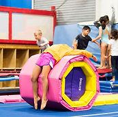 Tumbling classes at US Gym Mahwah NJ