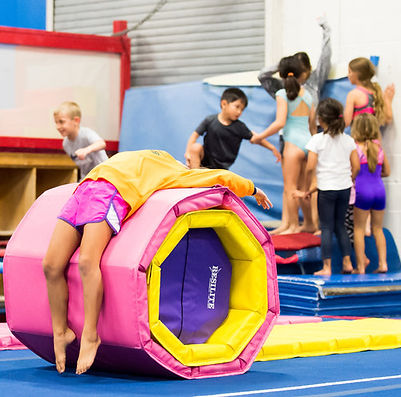 Tumbling classes at US Gym Mahwah NJ
