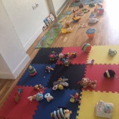 Mum and Baby/Toddler class in Greenwich