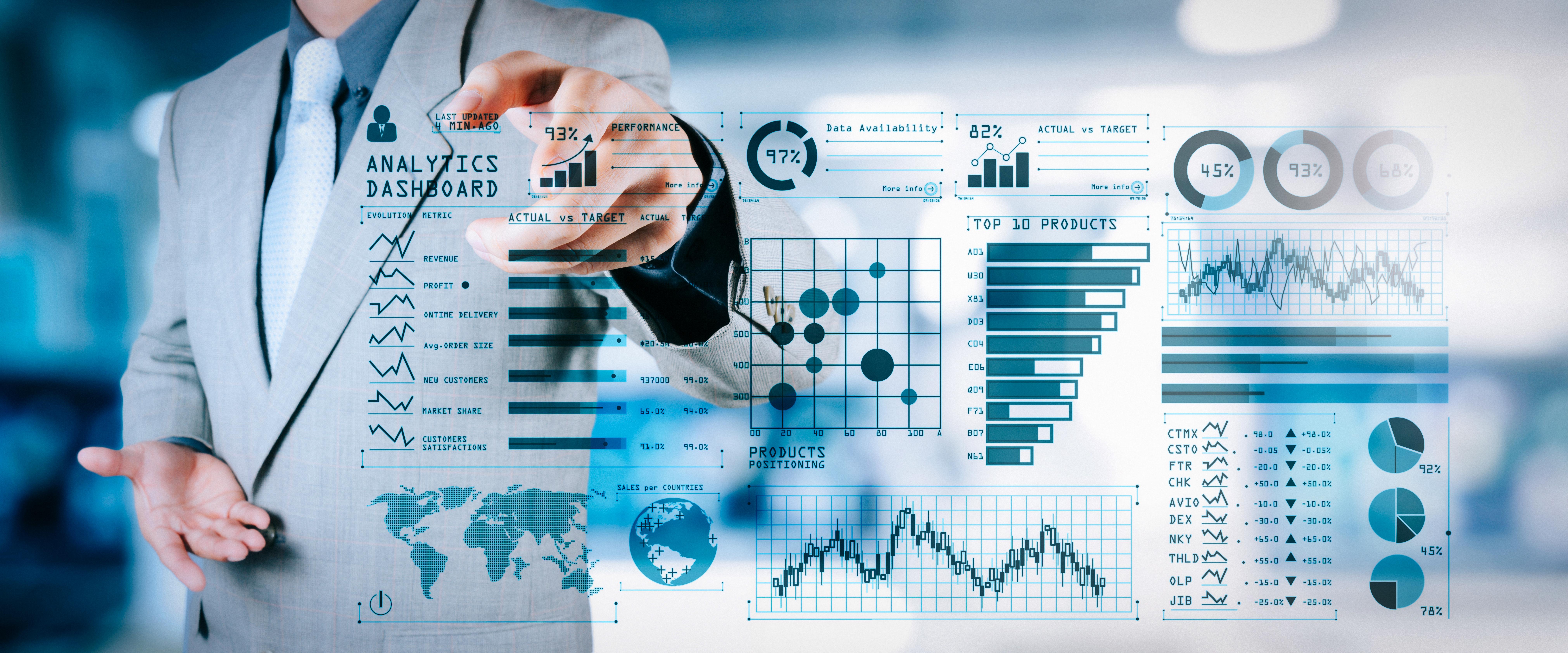 Intelligence business analytics