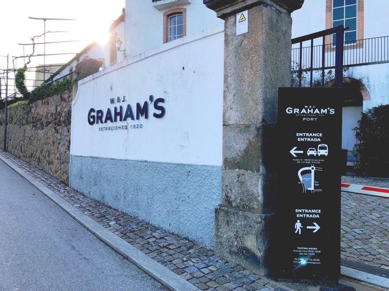 Grahams, Porto, Portugal