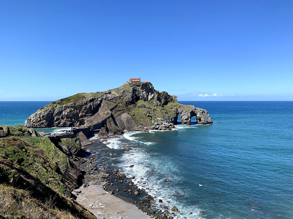 Gastelugatxe, Basque Country