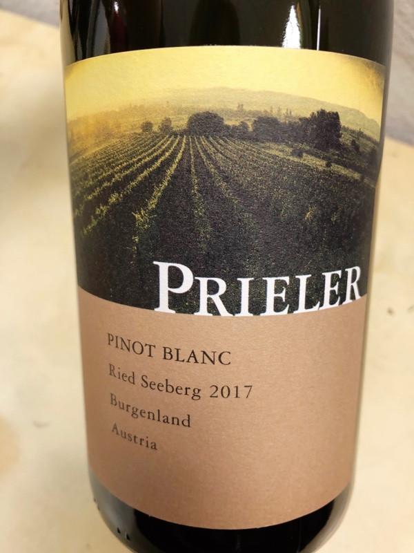 Pinot Blanc, Austria